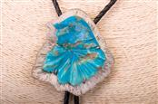 Turquoise Silver-Stone Misc. 925 Silver 78g